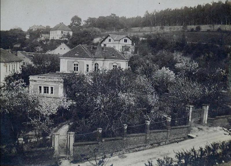 Dům stavitele Josefa Ruprechta
